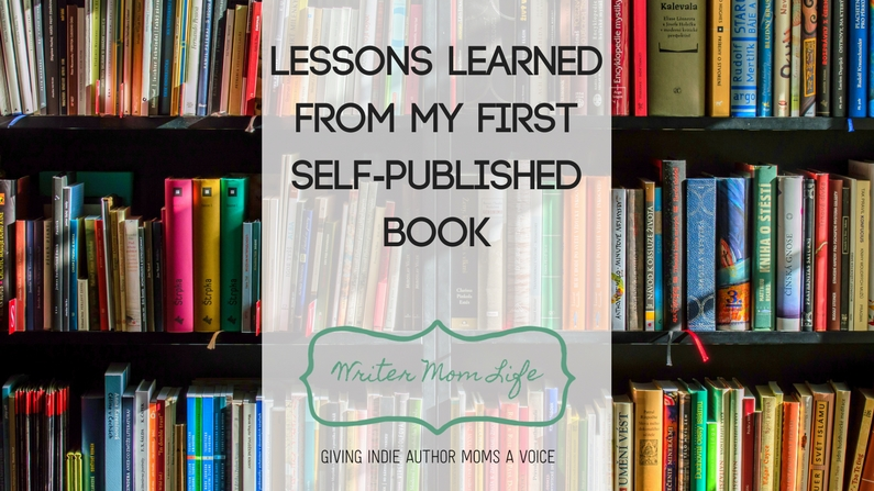 Using your first self published book as practice
