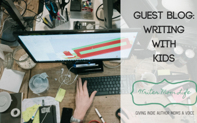 How to write more with kids in the house