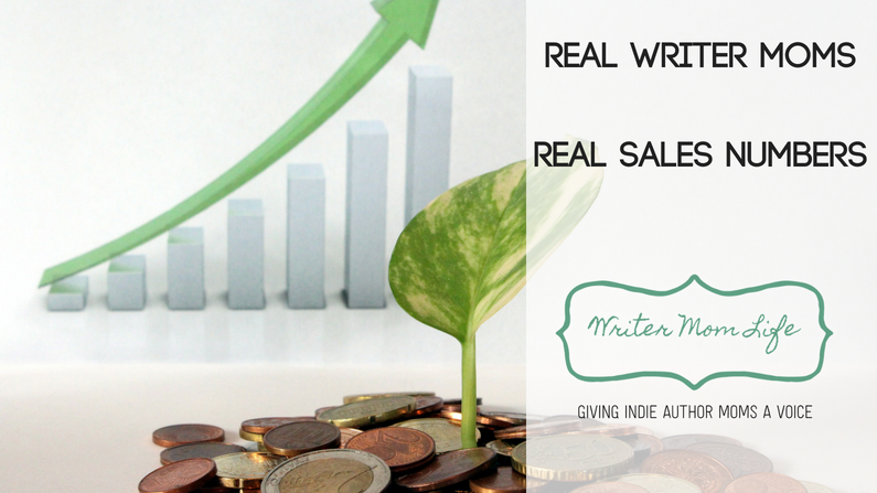 Real Writer Moms, Real Sales Numbers