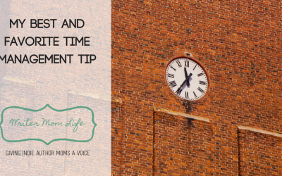 My best and favorite time management tip