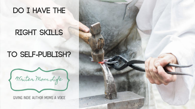 How to know if you have the right skills to self-publish
