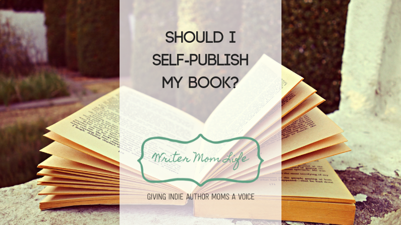 Should you self-publish your book?